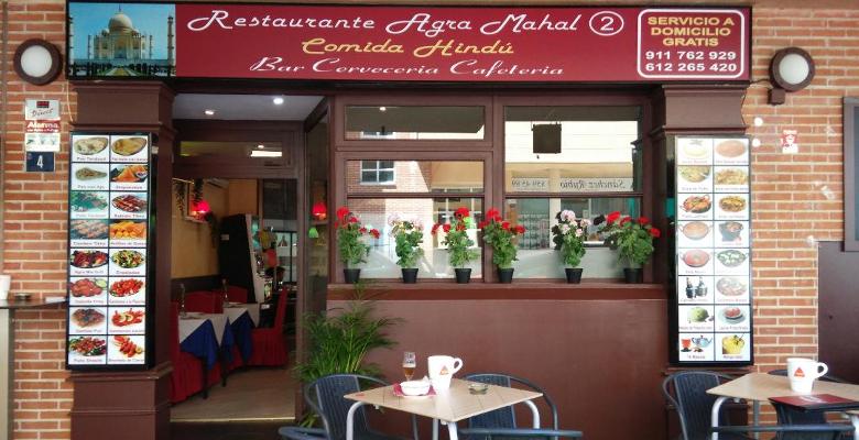 Restaurante Agra Mahal 2, deliciosa comida hindú en Torrelodones ...